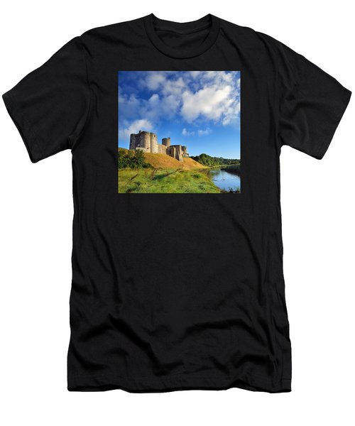 Kidwelly Castle 1 Men's T-Shirt (Athletic Fit)