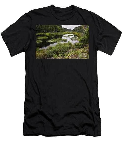 Killarney Marsh-4643 Men's T-Shirt (Athletic Fit)