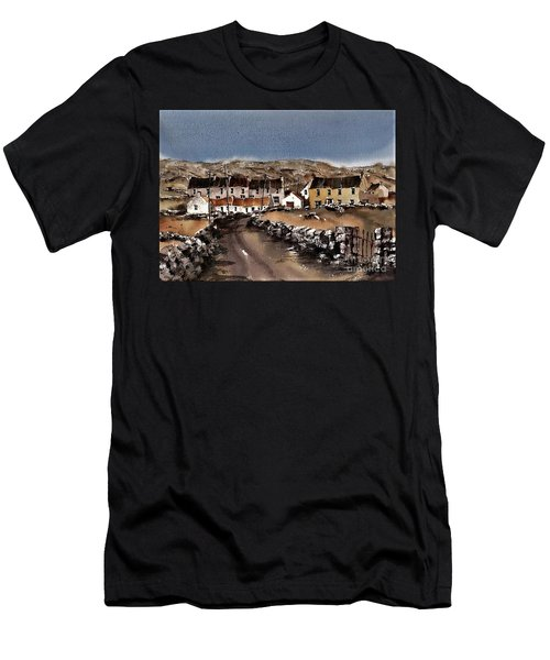 Kilmurvey Inishmore Aran Men's T-Shirt (Athletic Fit)