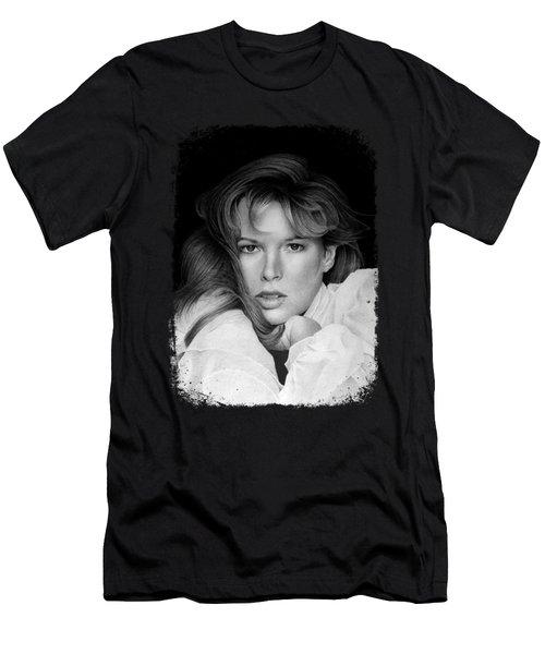 Kim Basinger Men's T-Shirt (Athletic Fit)