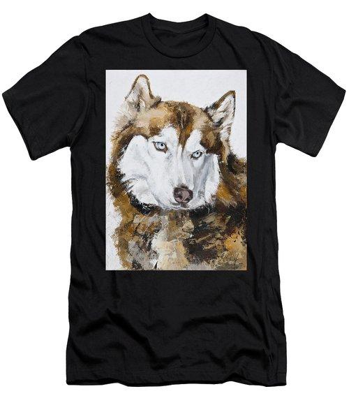 Kind Eyes Men's T-Shirt (Athletic Fit)