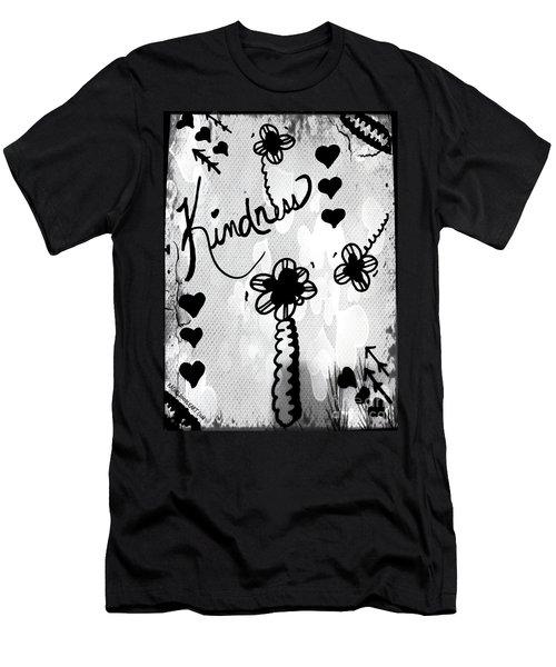Kindness Men's T-Shirt (Athletic Fit)