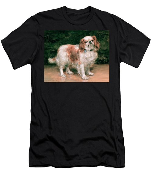 King Charles Spaniel Men's T-Shirt (Athletic Fit)
