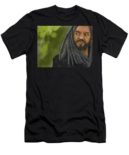 King Ezekiel Men's T-Shirt (Athletic Fit)