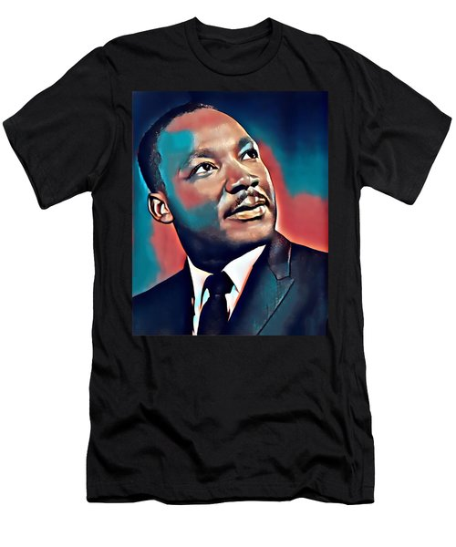 King Men's T-Shirt (Athletic Fit)