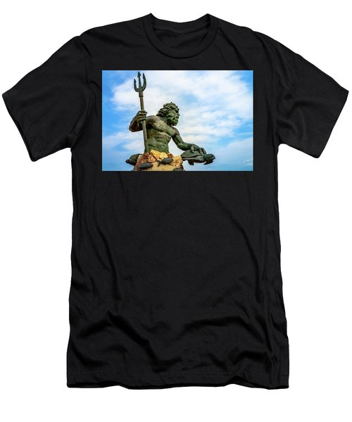 King Neptune Men's T-Shirt (Athletic Fit)