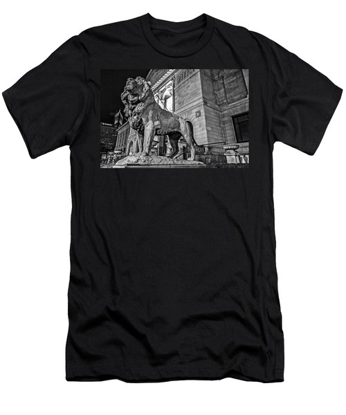 King Of Art Men's T-Shirt (Athletic Fit)
