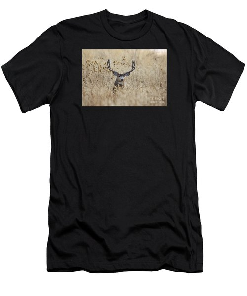 King Of The Marsh Men's T-Shirt (Athletic Fit)