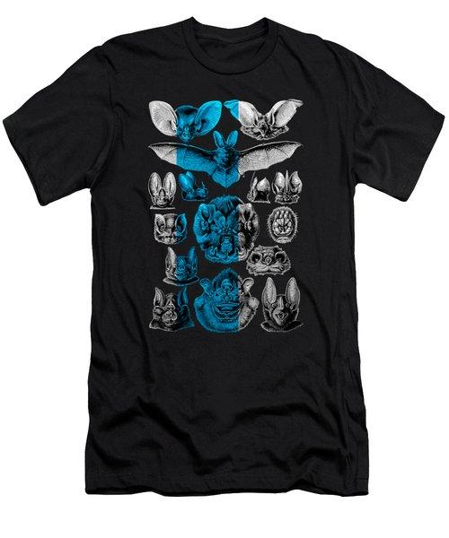 Kingdom Of The Silver Bats Men's T-Shirt (Slim Fit) by Serge Averbukh