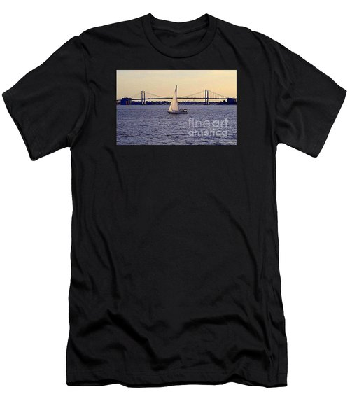 Kings Point, Usmma Men's T-Shirt (Athletic Fit)