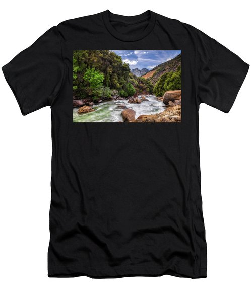 Kings River Men's T-Shirt (Athletic Fit)
