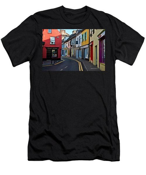 Kinsale Street Men's T-Shirt (Athletic Fit)