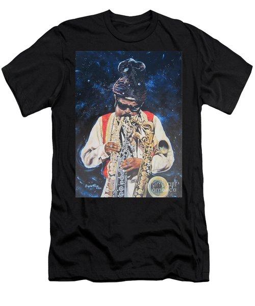 American History. .  Rahsaan  Roland Kirk  Men's T-Shirt (Athletic Fit)