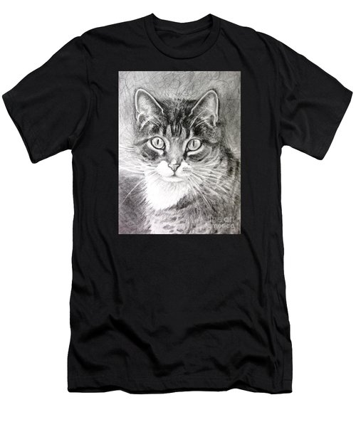 Kitten Men's T-Shirt (Athletic Fit)