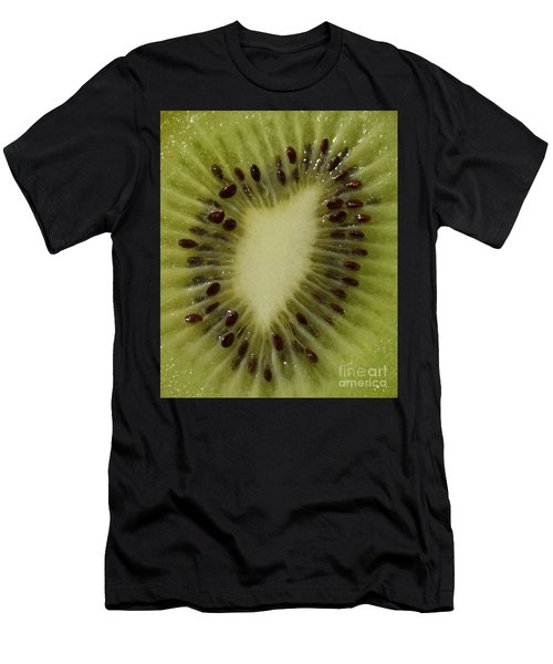 Kiwi Macro Men's T-Shirt (Athletic Fit)