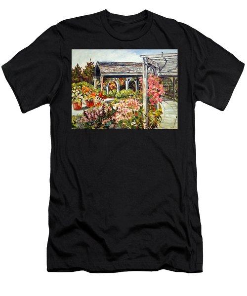 Klehm Arboretum I Men's T-Shirt (Athletic Fit)