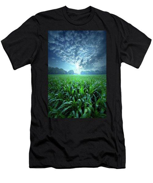 Knee High Men's T-Shirt (Athletic Fit)
