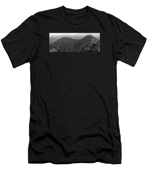 Knife Edge Men's T-Shirt (Athletic Fit)
