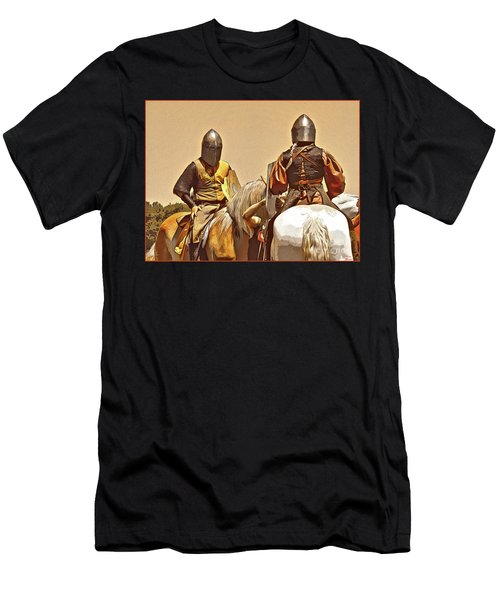 Knight's Conference Men's T-Shirt (Athletic Fit)