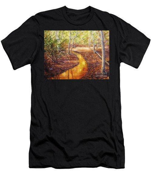 Knob Creek Men's T-Shirt (Athletic Fit)