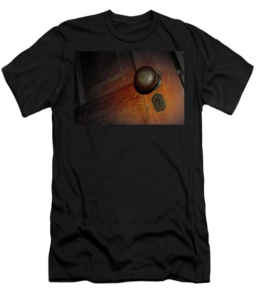 Knob Of Old Men's T-Shirt (Athletic Fit)