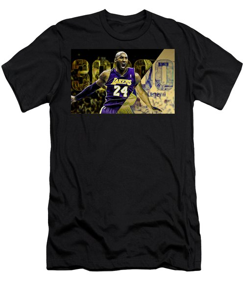 Kobe Bryant Collection Men's T-Shirt (Athletic Fit)