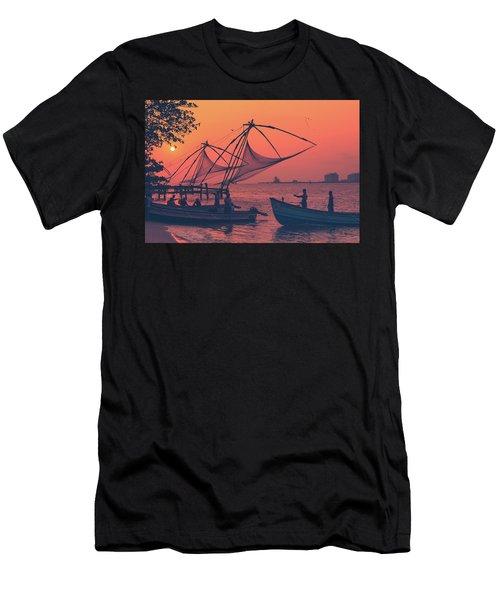 Kochi Men's T-Shirt (Athletic Fit)