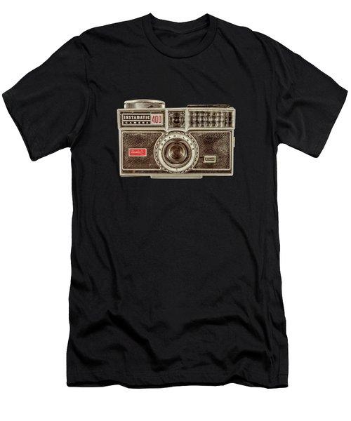 Kodak 400 Instamatic Men's T-Shirt (Athletic Fit)
