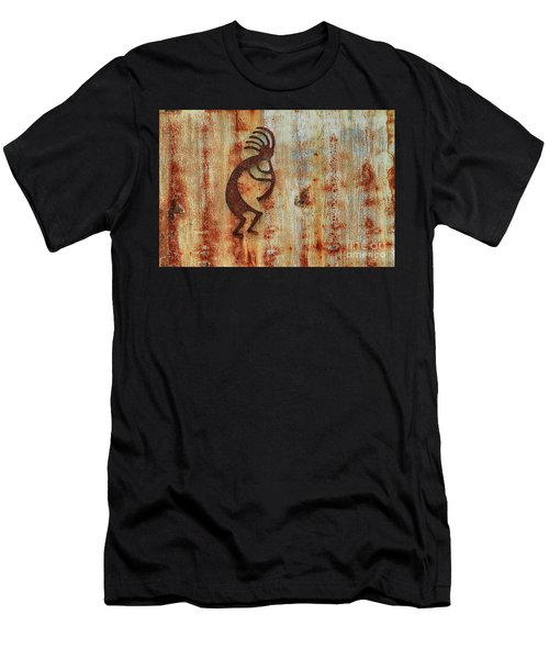 Kokopelli The Hatchet Man Men's T-Shirt (Athletic Fit)