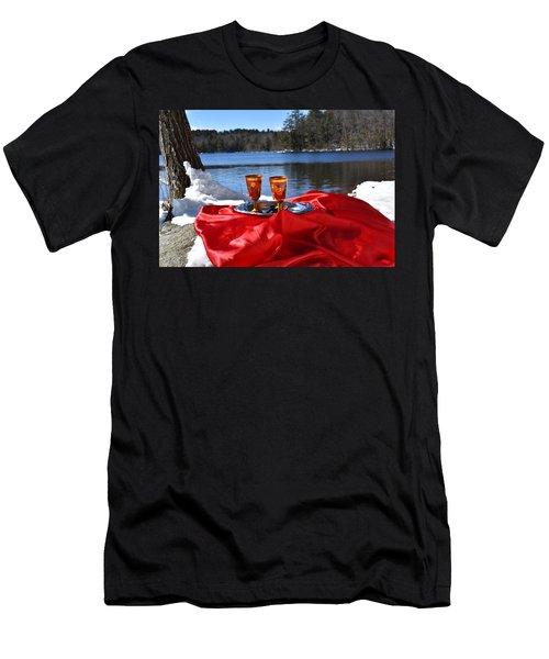 Kolkova Glasses I Men's T-Shirt (Athletic Fit)