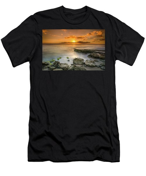 Koolina Sunset At The Cove Men's T-Shirt (Athletic Fit)