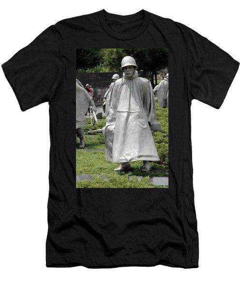 Korean War Memorial Men's T-Shirt (Athletic Fit)