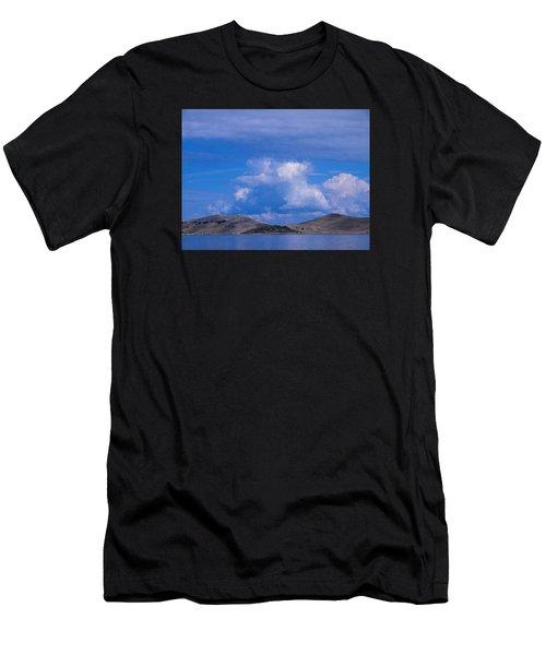 Kornati National Park Men's T-Shirt (Athletic Fit)