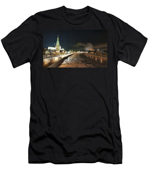 Kremlin Men's T-Shirt (Athletic Fit)