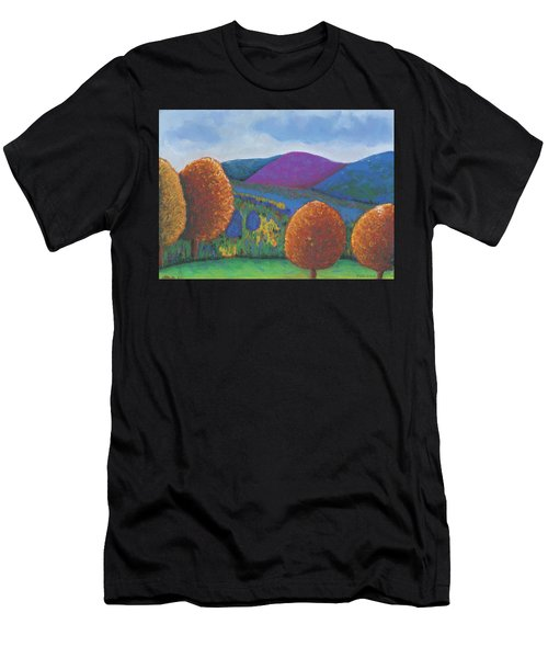 Kripalu Autumn Men's T-Shirt (Athletic Fit)