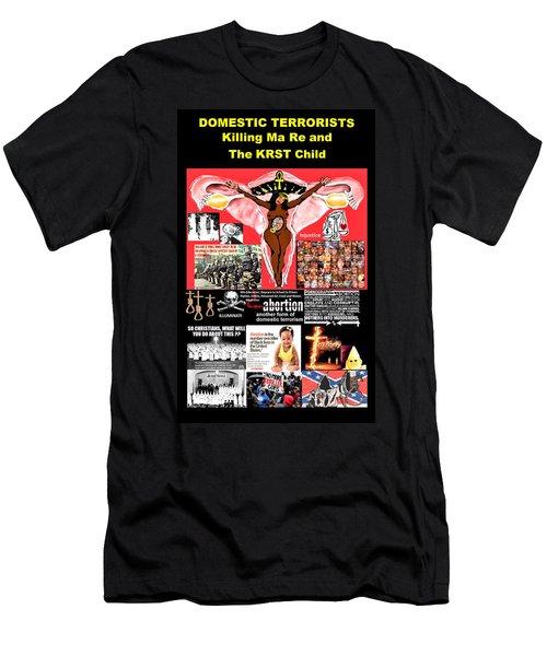 Krst Child Men's T-Shirt (Athletic Fit)