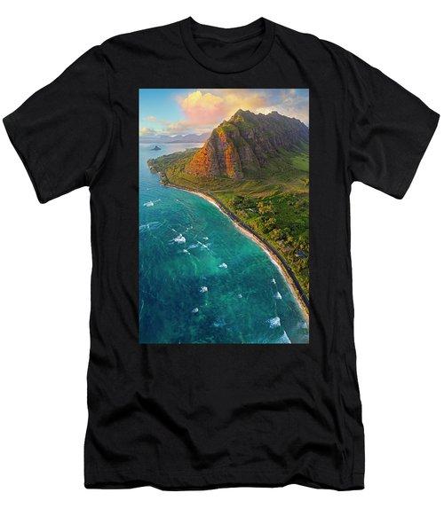 Kualoa Men's T-Shirt (Athletic Fit)