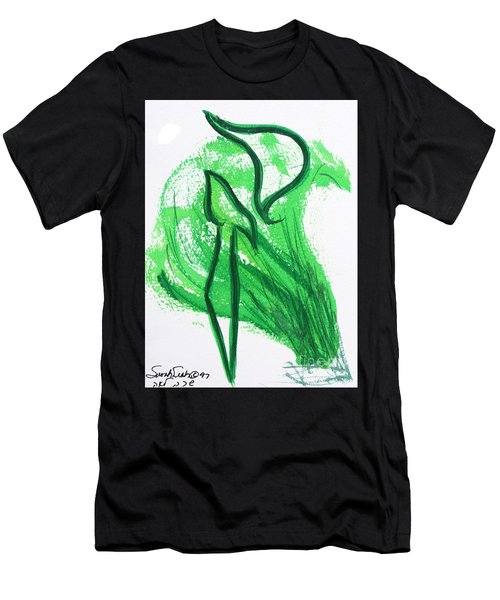 Kuf In The Reeds Men's T-Shirt (Athletic Fit)