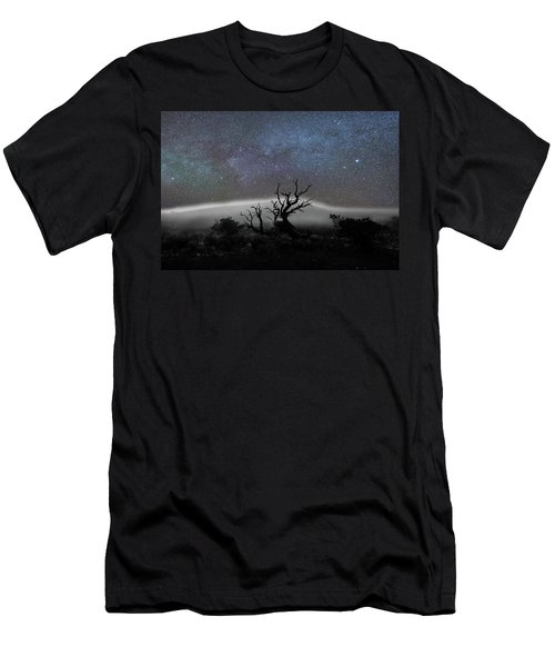 Kumulipo And The Sky Men's T-Shirt (Athletic Fit)