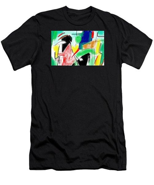 Kurtz's Domain Men's T-Shirt (Athletic Fit)