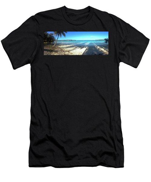 Kuto Bay Morning Men's T-Shirt (Athletic Fit)
