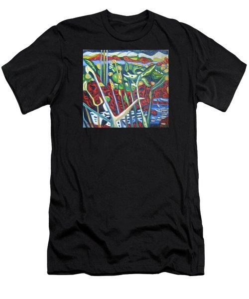 Kwala Zulu Men's T-Shirt (Athletic Fit)