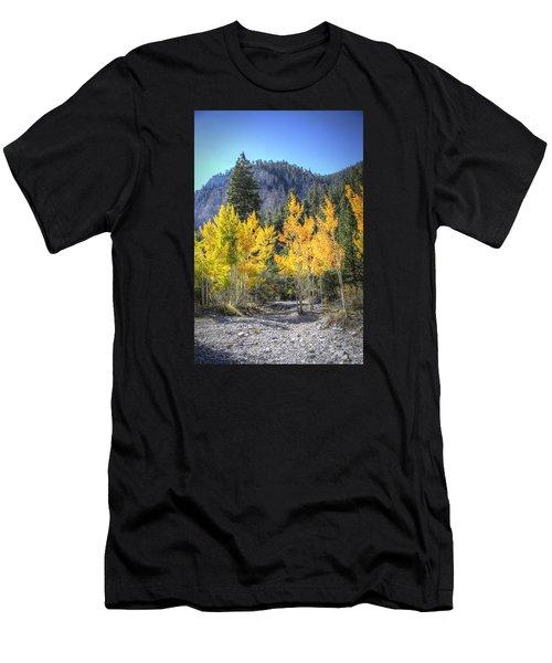 Kyle Canyon Aspen Men's T-Shirt (Athletic Fit)