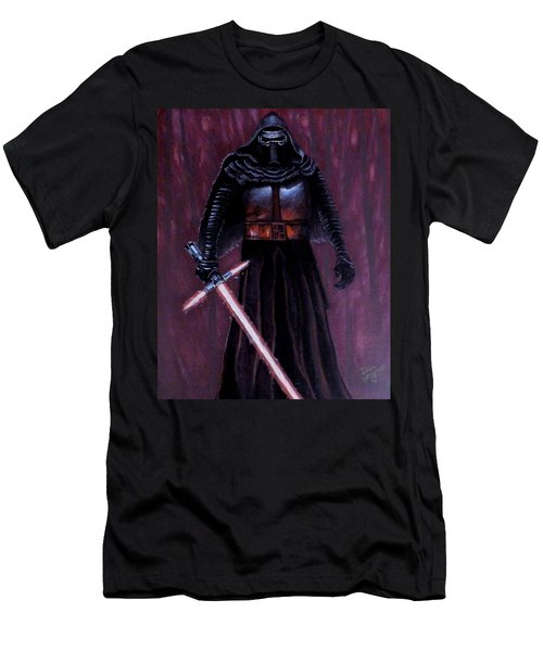 Kylo In Red Men's T-Shirt (Athletic Fit)
