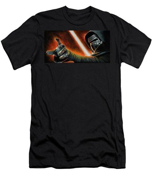 Kylo Ren Men's T-Shirt (Athletic Fit)