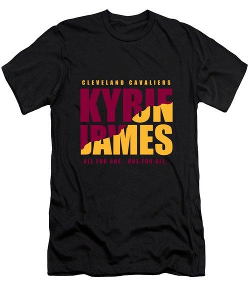 Kyriebron Men's T-Shirt (Slim Fit) by Augen Baratbate