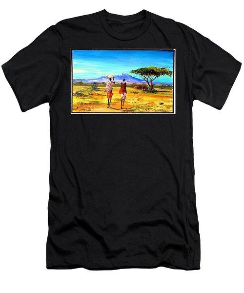 L 221 Men's T-Shirt (Athletic Fit)