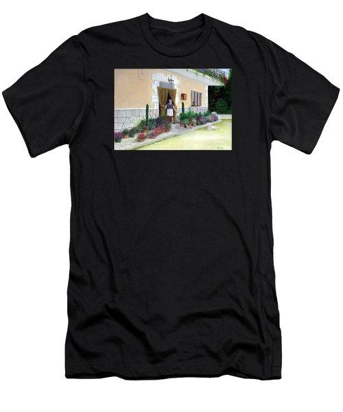 La Casa De Nonna Loreta Men's T-Shirt (Athletic Fit)