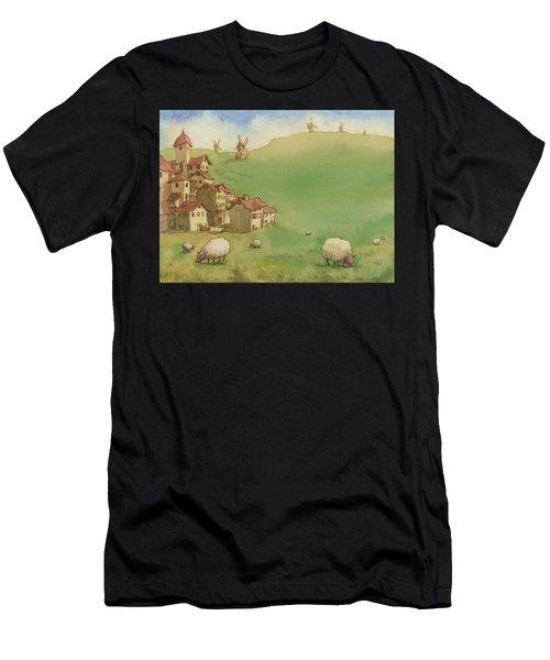 La Mancha Men's T-Shirt (Athletic Fit)