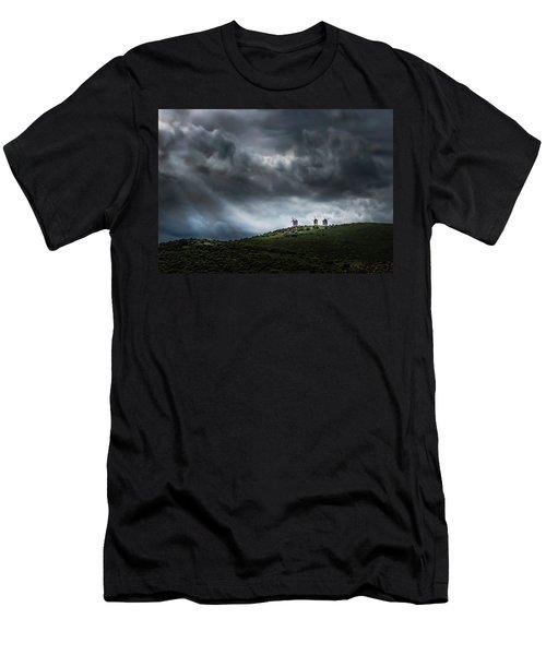 La Mancha Spain Men's T-Shirt (Athletic Fit)